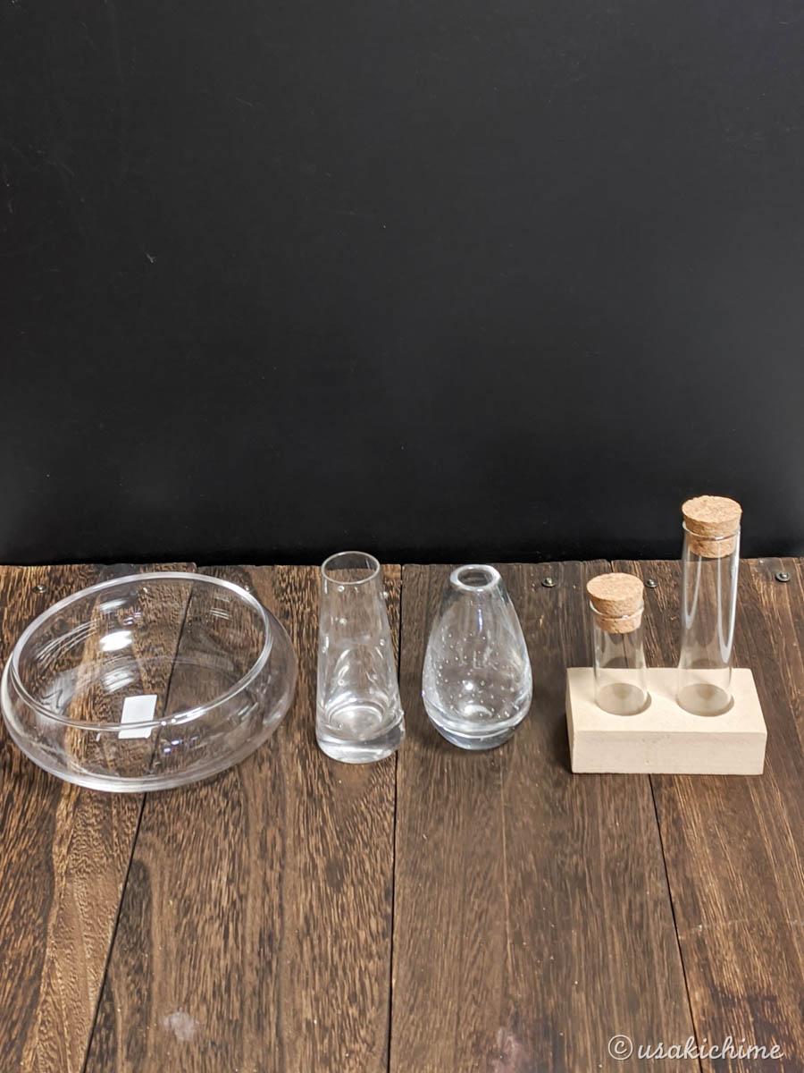 自宅の空き花瓶